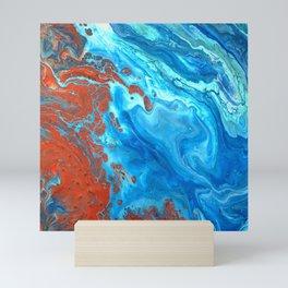 Earth Shifting Mini Art Print