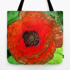 Poppy_2015_0601 Tote Bag