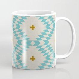NATIVE NATURAL PLUS TURQUOISE Coffee Mug