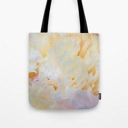 Lush Peony Tote Bag