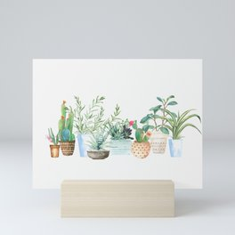 Plants Mini Art Print