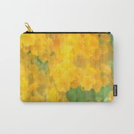 Unstoppable Yellow Carry-All Pouch