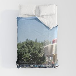 Tel Aviv photo - Dizengoff Square Comforters