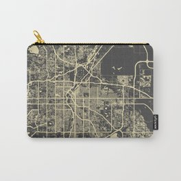Denver map Carry-All Pouch