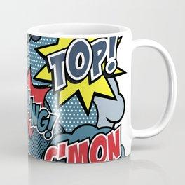 super climb Coffee Mug