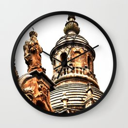 Salamanca  cathedral, architectural detail Wall Clock