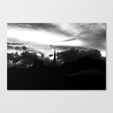 dark day Canvas Print