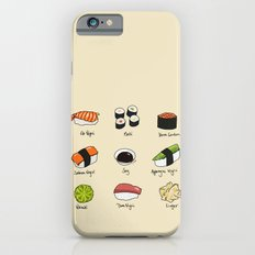 Sushi Days Slim Case iPhone 6s
