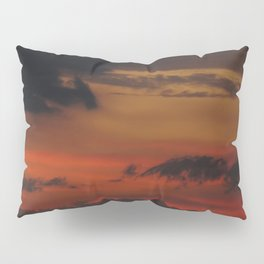 A Sky On Fire - 2 Pillow Sham