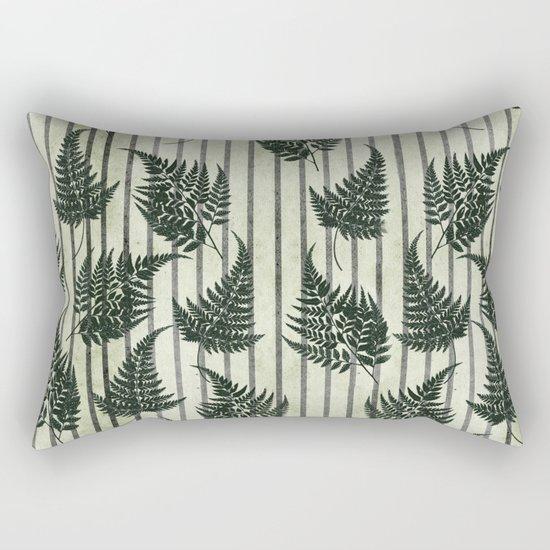 Fern Fever Rectangular Pillow