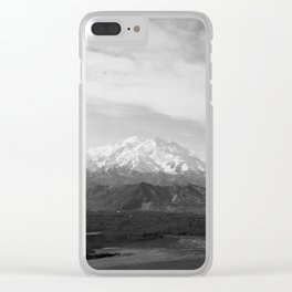 Mt McKinley Clear iPhone Case