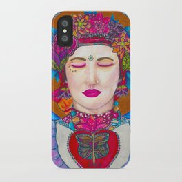 Close Your Eyes,Fall in Love, Stay There iPhone Case