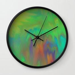 Tubes 04 Wall Clock