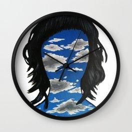 Skyface Wall Clock