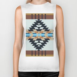 American Native Pattern No. 133 Biker Tank