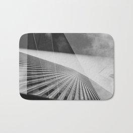 World Trade Center(s) Bath Mat