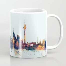 Berlin Germany Skyline Coffee Mug