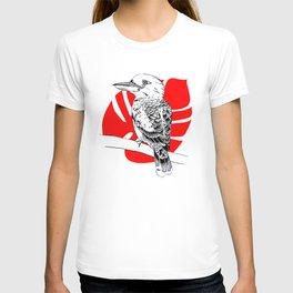Kookaburra - Pen and Ink T-shirt