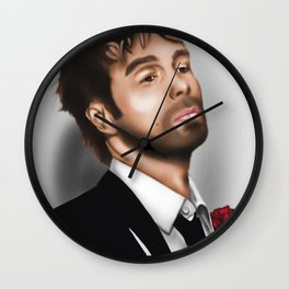 Sam Rockwell Wall Clock