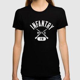 1st Infantry Division Army Infantry Vintage Prep T-Shirt T-shirt