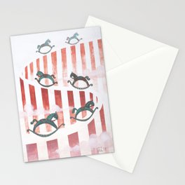 Rocking Horses series - Ascension Stationery Cards