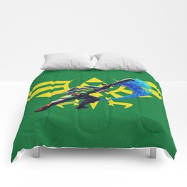 The Legend Of Zelda Sword Comforters
