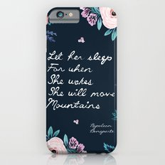Let Her Sleep iPhone 6s Slim Case