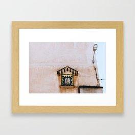 Gràcia - Barcelona, Spain - #2 Framed Art Print