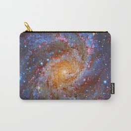 Spiral Galaxy in Outer Space Carry-All Pouch