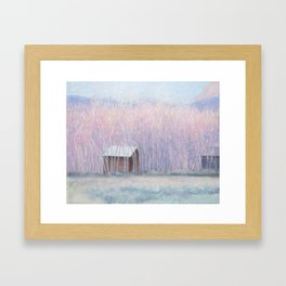 Wolf Kahn Inspiration Framed Art Print