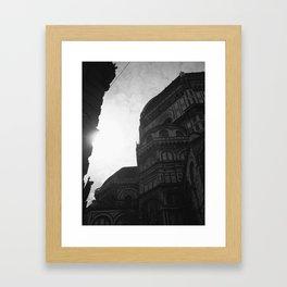 Santa Maria del Fiore Framed Art Print