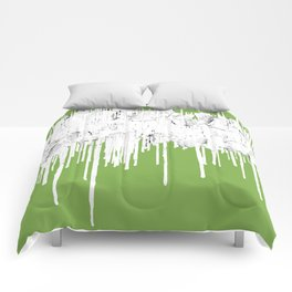 Punk Marshmallow. Comforters