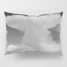 Anvil-shaped cumulonimbus cloud. Pike's Peak, Colorado Pillow Sham