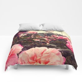 Castle's Flowers Comforters