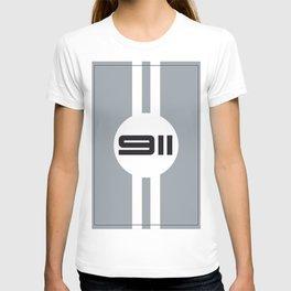 911 Racing Design T-shirt