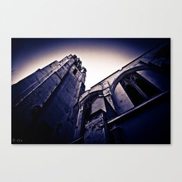 Church Series #3 Canvas Print