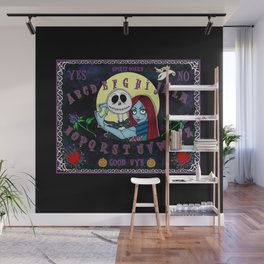 Nightmare Spirit Board Wall Mural