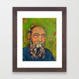 David K Lewis Framed Art Print
