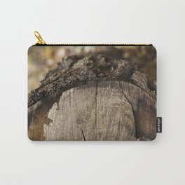 Details in the Forest Carry-All Pouch