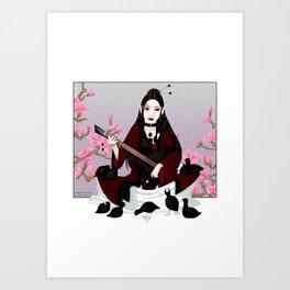Voor Gerard Art Print