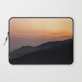 Hillside Sunset Laptop Sleeve