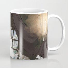Never Grow Up Coffee Mug