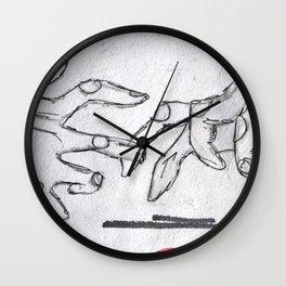 february the fourteenth. Wall Clock