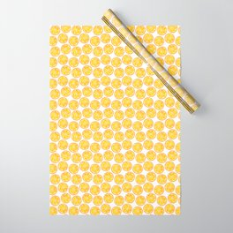 Watercolor Lemon Wrapping Paper
