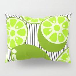 It' Party Lime! Pillow Sham