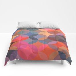 Moroccan pattern multicolor Comforters