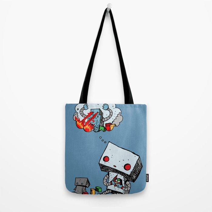 A Dream About the Future Tote Bag