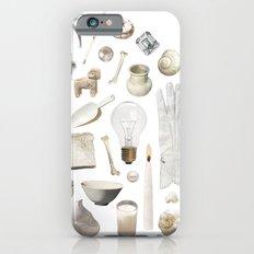 WHITE Slim Case iPhone 6s