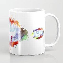 Teeth Coffee Mug