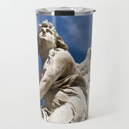 WHITE ANGEL - Sicily - Italy Travel Mug
